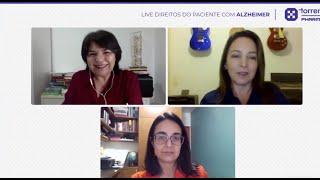 Direitos do Paciente com Alzheimer (live)