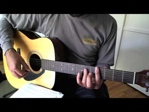 Feel Good Inc. Guitar Lesson Gorillaz