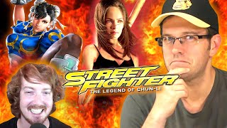 Street Fighter: The Legend Of Chun-Li Review (with Chad) - Cinemassacre