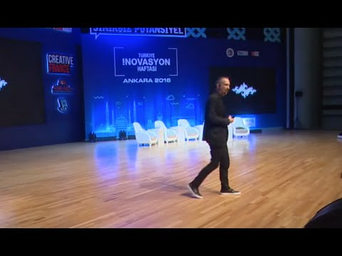 Bruno Marion - Thrive in Chaos - Turkish Innovation Week 2016