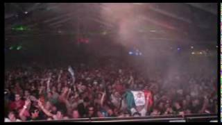 John Digweed + Sasha at Carl Cox and friends Tent Ultra WMC 2010 Miami