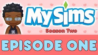 """Mysims PC: New Kid On The Block (S2): Episode 1 """"The Town Of Purity!"""""""