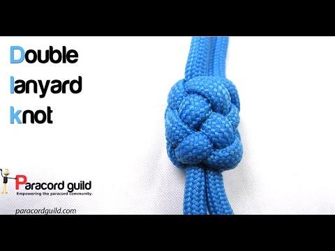 Download Double lanyard knot Mp4 baru