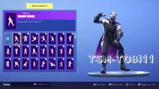 *NEW SKIN* SANCTUM Dancing 107 FORTNITE Dances Which One Fits Best?