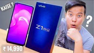 vivo Z1Pro - Ek Mint Ruko 😳😳 | IS IT BEST PHONE UNDER 15,000 ??🤔🤔