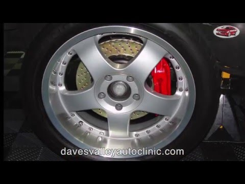 Brake Problems  - Dave's Valley Auto