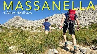 Massanella, 1.364m, Mallorca: Hiking Route
