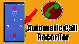 Automatic Call Recorder For Android - Automatic Call Recorder screenshot 5