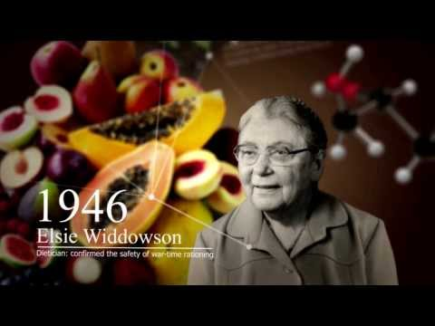 Celebrating 100 years of life-changing discoveries; Widdowson to Prentice and Jebb
