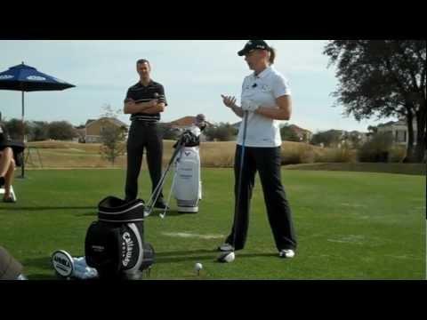 Annika Sorenstam Explains Her Golf Swing