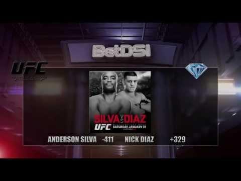 UFC 183 Odds | Silva vs Diaz Betting Picks and Predictions