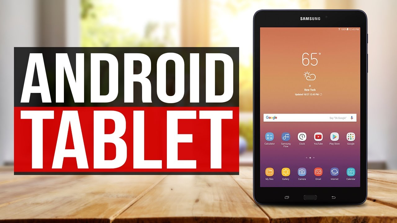Top 5 Best Android Tablet 2020 Youtube