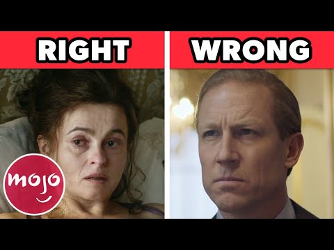 Top 10 Facts The Crown Season 3 Got Right & Wrong