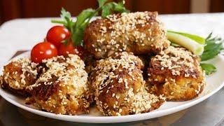 МИНТАЙ в кунжуте к праздничному столу, цыганка готовит. Как приготовить Минтай. Gipsy cuisine.