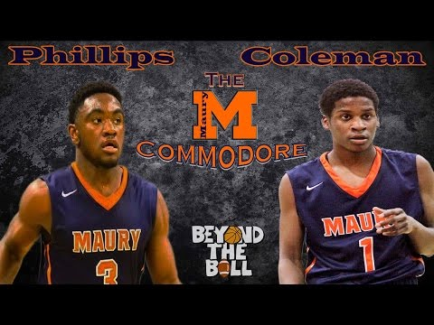 Chase Coleman And Bryan Phillips One Of The Best Backcourts In The 757