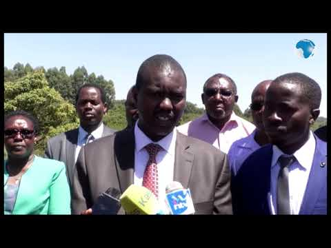 new-dam-aimed-at-improving-provision-of-water-supply-in-eldoret-town-has-been-commissioned