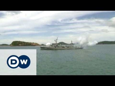 South-East Asia – new center of world piracy | DW Business