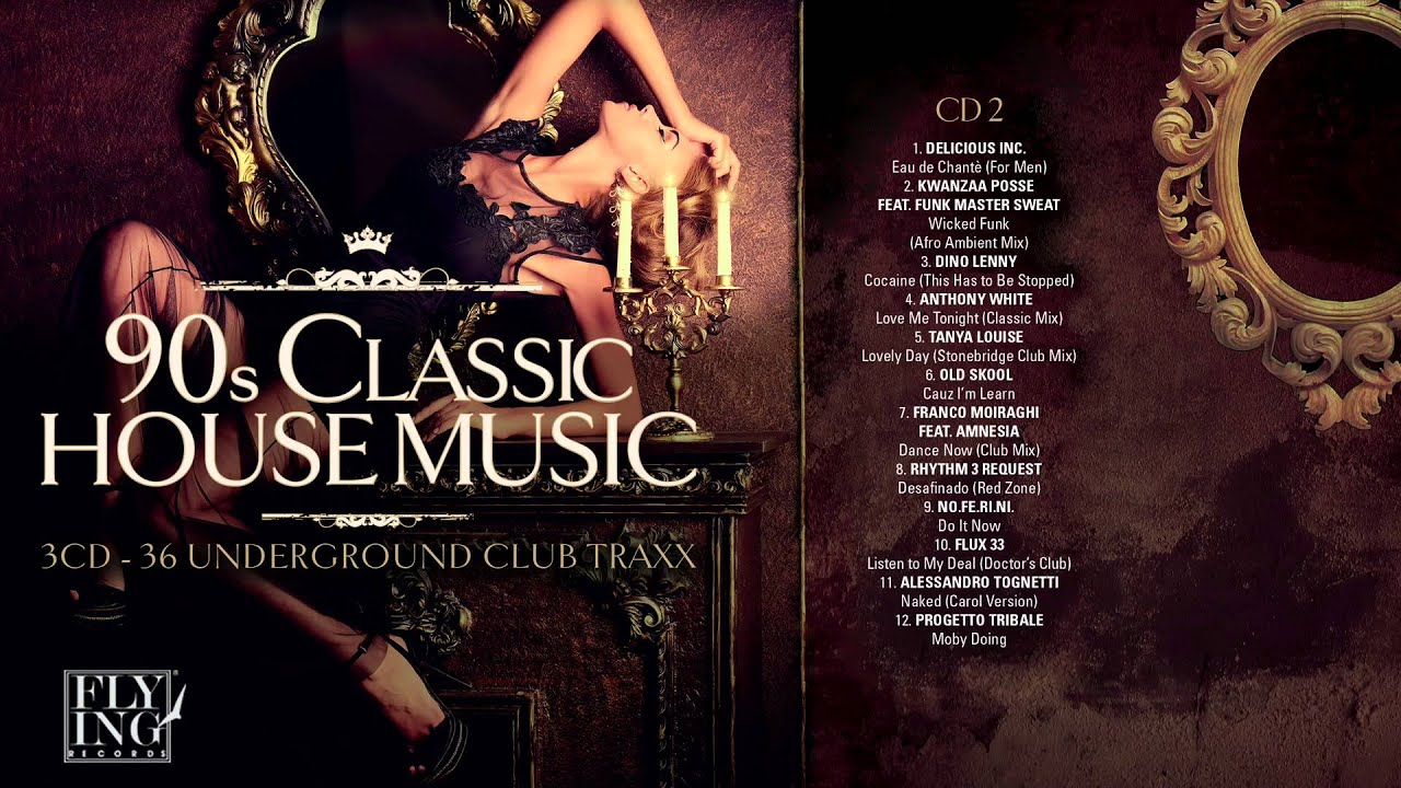 90s classic house music volume 2 full album youtube