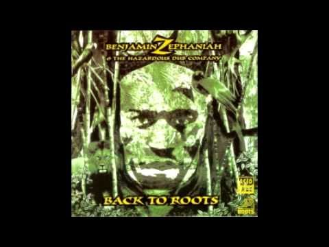 Benjamin Zephaniah - Back To Roots