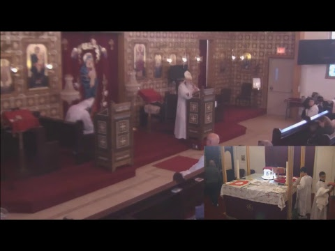 St Mary Coptic Church Ottawa / Liturgy / 2017-10-29
