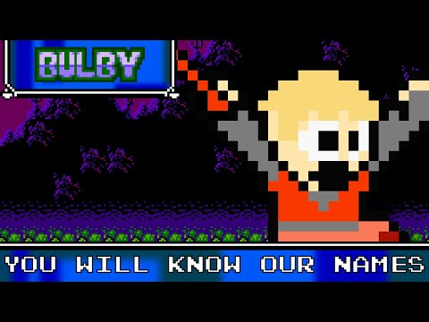 You Will Know Our Names 8 Bit Remix - Xenoblade Chronicles
