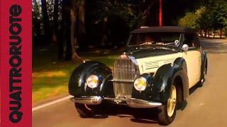 Bugatti Tipo 57 (1934) Classic Test Drive
