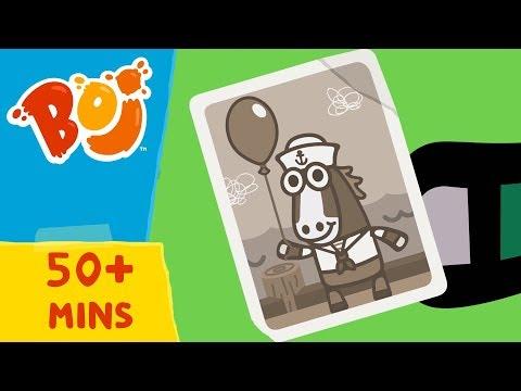 Boj - Who Is Mr Cloppity? | Cartoons for Kids