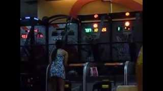 Repeat youtube video Timezone Trinoma Girl BOSO!!!
