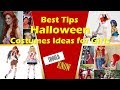 Tips and the Best of Halloween Costumes Ideas For Girls 2017