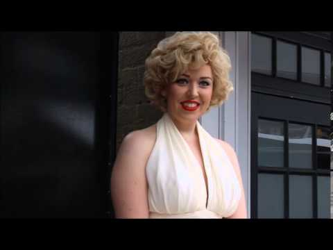 marilyn monroe lookalike suzie kennedy in commercial from YouTube · Duration:  14 seconds