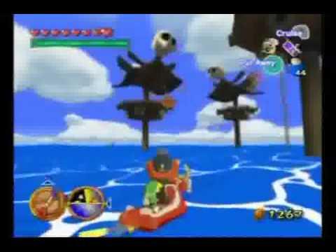 The Legend of Zelda - Wind Waker: Treasure Chart 40