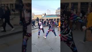 Реакции Людей на Танцы На Улице ⭐️ Двигаться Tuzelity Dance 🔥