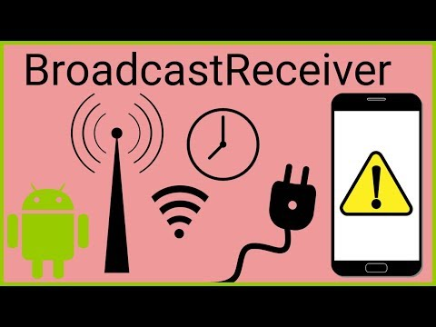 BroadcastReceiver Tutorial Part 1 - STATIC RECEIVERS