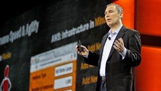 2012 re:Invent Day 1 Keynote: Andy Jassy