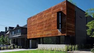 Best Cor-Ten Steel Homes from Across the World – Photos, Inspiration