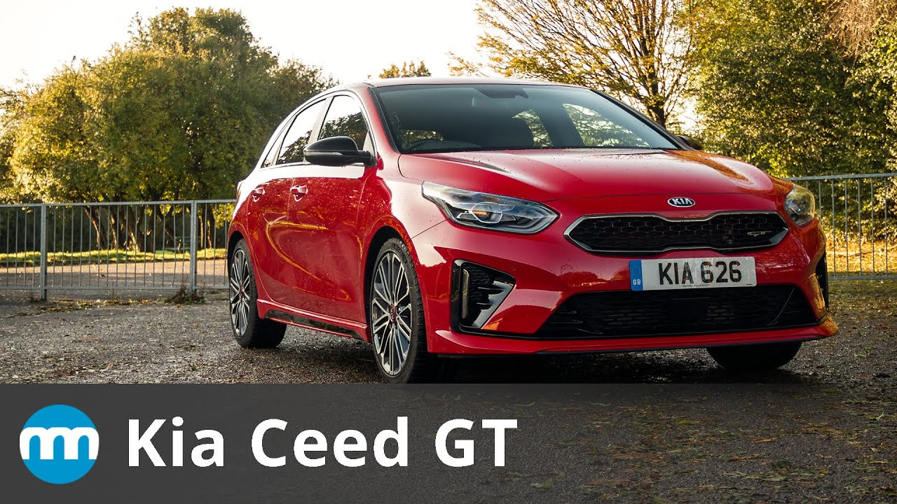 2020 Kia Ceed Gt Review New Motoring Youtube