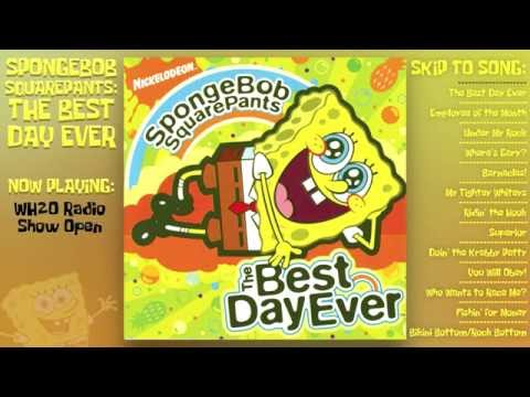 SpongeBob SquarePants - The Best Day Ever (FULL ALBUM)