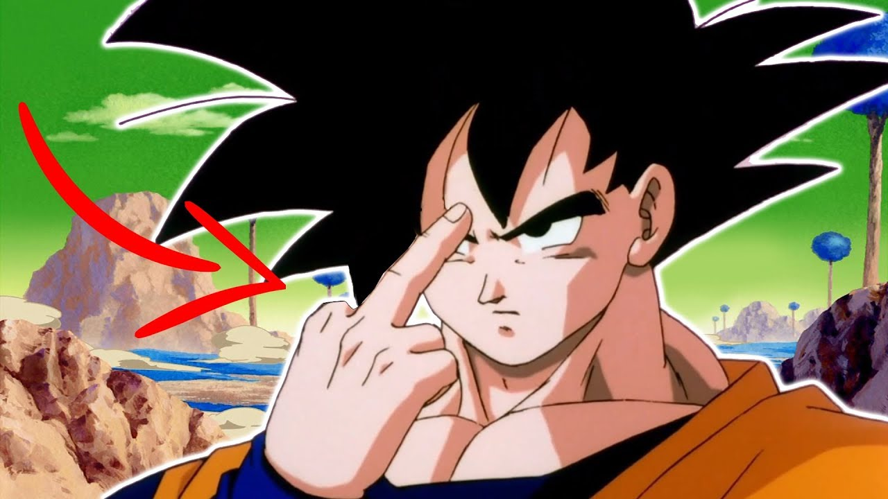Why Dont The Other Z Fighters Know The Instant Transmission Youtube