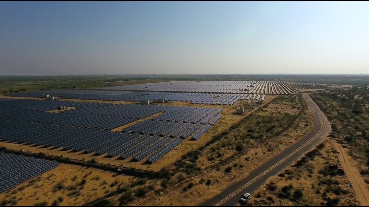 Connecting Rajasthan's Solar Power to India's National Grid