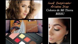 Look Inspirado: Ariadne Diaz con BISSU