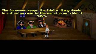 PC Game   DOS   The Secret of Monkey Island 1990 Part 01