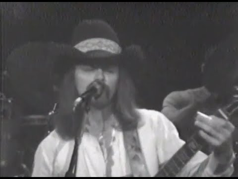 The Allman Brothers Band Ramblin' Man