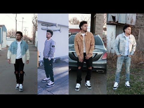 cool grey 11 outfit