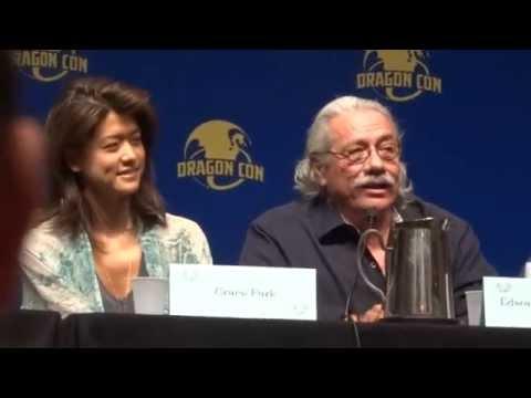 Dragon Con 2015: Battlestar Galactica 9.6.2015 thumbnail