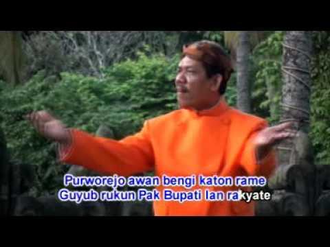 Endahing Kutho Purworejo - Suwarno