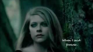 Won T Let You Go Video Remix Avril Lavigne With Lyrics
