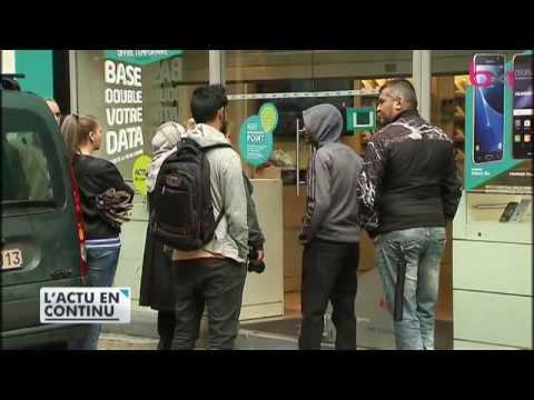 Les cartes SIM prépayées anonymes désactivées en belgique