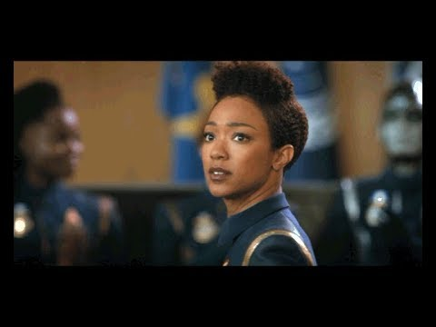 Star Trek Discovery  Michael Burnham Final Speech That Is Starfleet Awards  The War Is Over