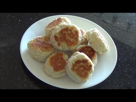 Stovetop Biscuits (from scratch)