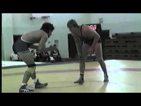 1988 Espoir World Cup: 90 kg Kovalevski (USSR) vs. Chris Short (USA)